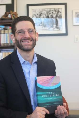 Kerem Shalom's Rabbi Darby Leigh authors chapter in newly released book